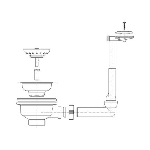 Lisapakend ETN614i-le kinnituse+ventiil+tihend