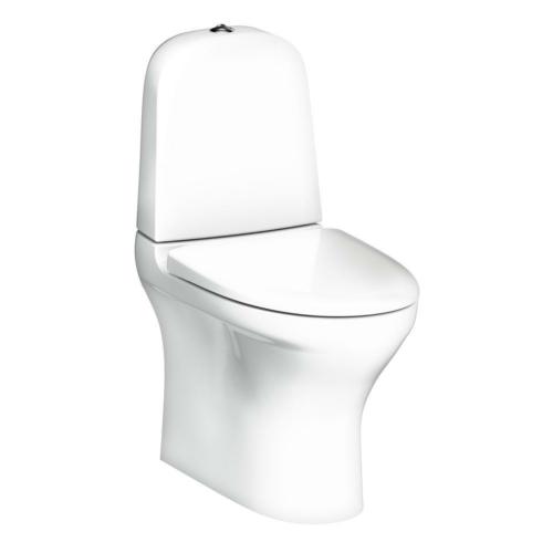 WC Estetic universaalne valge, SC prill-laud liimitav