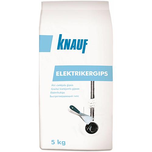 "Elektrikukips ""KNAUF"", 1 kott=5kg"