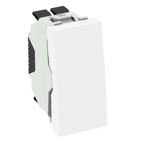 Liht-/veksellüliti karbikusse, 10A, polaarvalge, OBO