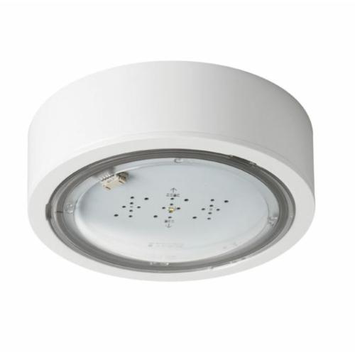 Led turvavalgusti iTech M2 302 M ST, 2W, 270lm, IP65, valge, pinnapealne ümar, TMT