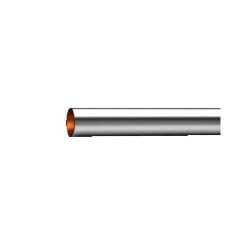 Vasktoru kroom 12mm jäik ühik m, latt 2750mm