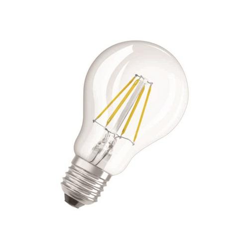 Led-lamp E27 4,5W, 470lm, 2700K, dimmerdatav, retro klaar, Osram