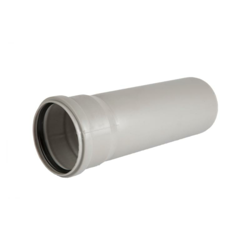 PP-HT muhvtoru 110x2,7 500mm S20 hall Pipelife