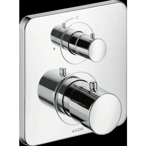 Termostaadiga dušisegisti AX Citterio M paneel