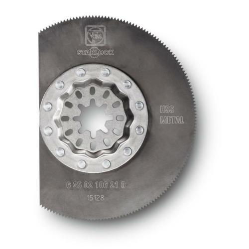 SAETERA SEGM. HSS D85, SL metall, puit, plastik