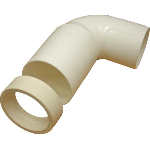WC ühenduspõlv 110-88,5° valge Pipelife