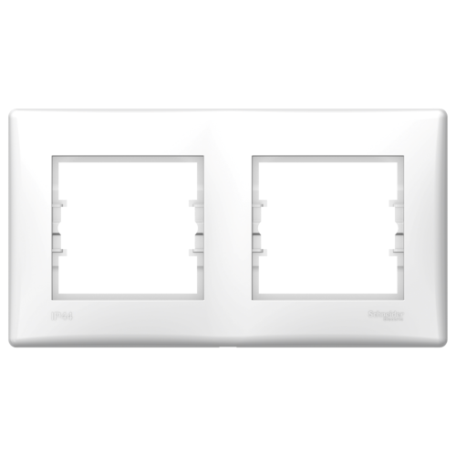 2-ne raam valge IP44 Sedna SDN5810621