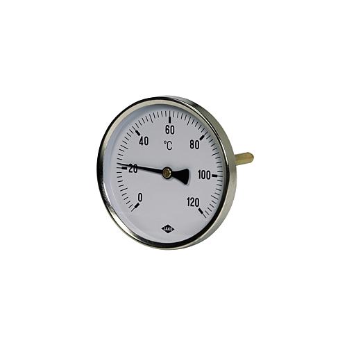 "Termomeeter 63x45 mm 0-120°C 1/2"""