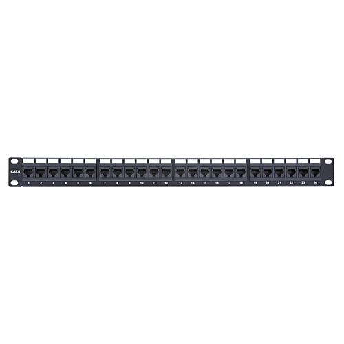 "Paneel 19"" Cat6 UTP 24xRJ45Galaxy"