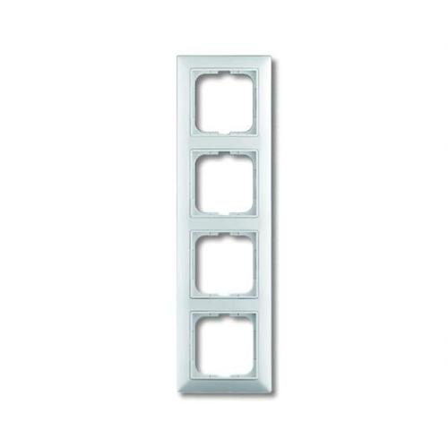 4-ne raam, alpivalge dekoratiivraamiga Basic55