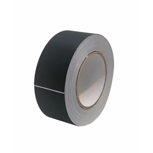 Alumiiniumteip 50 mm/50 m Must