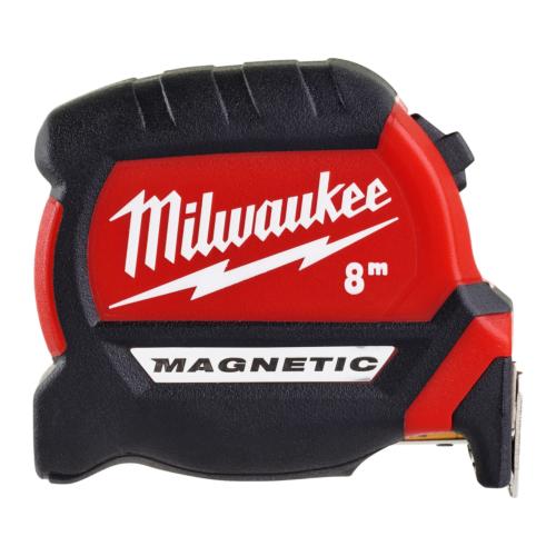 Mõõdulint 8m, Magnet Milwaukee, Uus