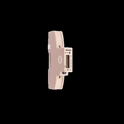 Elektriarvesti DIN00540A, 1 faasiline, 1 tariif, taatluseta, DIN-liistule, 5-40A, DINmetering
