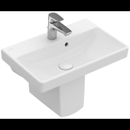Valamu Avento 55x37cm white alpin