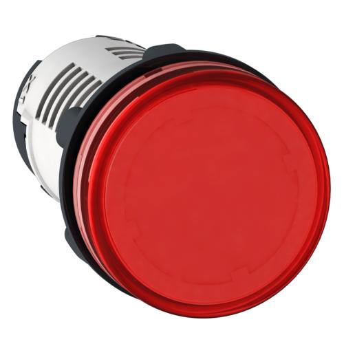 Signaallamp punane 230 VAC