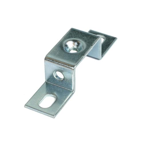 DIN-liistu kõrgendusklamber, h=20mm, Morek