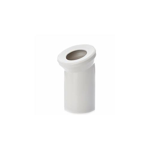 WC ühenduspõlv DN100-22°