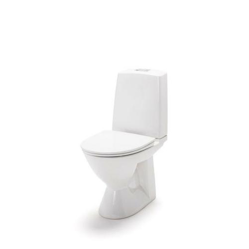 WC pott IDO Seven D 11 kõrgendatud, prill-lauata