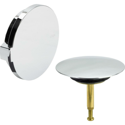 Viega Multiplex vannisifooni pöördnupu ja äravooolukorgi komplekt Visign M5, kroom