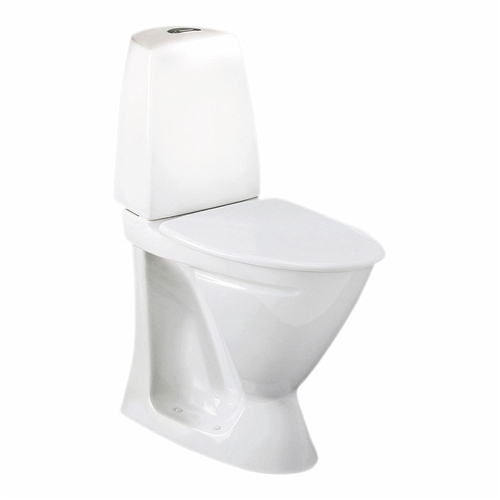 WC Sign inva tahajooks kõrge, 2/4l prill-lauata
