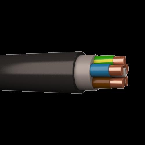 Kaabel XPK 5G4 1KV must jõukaabel trumlil