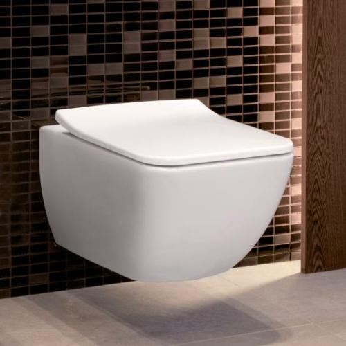 Seina WC Venticello rimless, white alpin