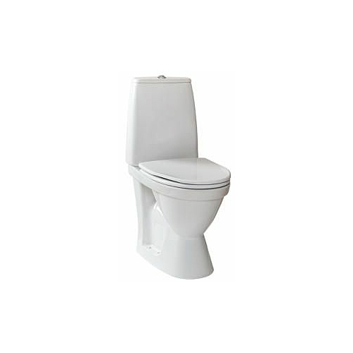 WC Lyra+ Scandia tahavool sisend alt 5/3L, valge