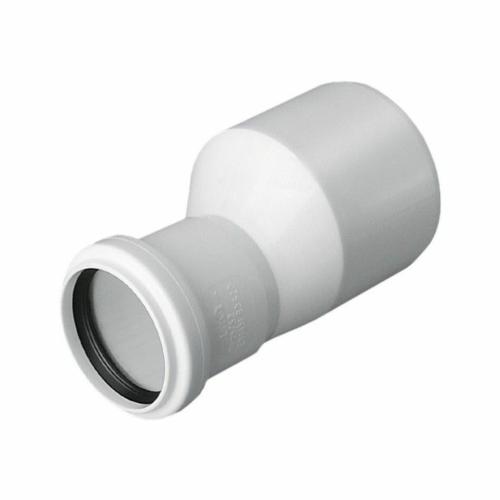 PP-HT Üleminek 50/40 S14 valge Pipelife