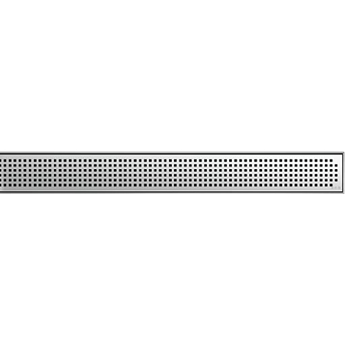 Duširenni E rest 1200mm Quadrato AISI304 ACO