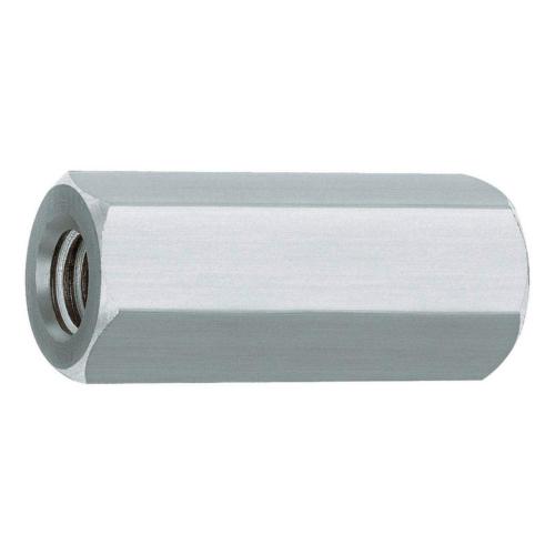 Jätkumutter M8x25 ZN DIN6634 100tk/karp
