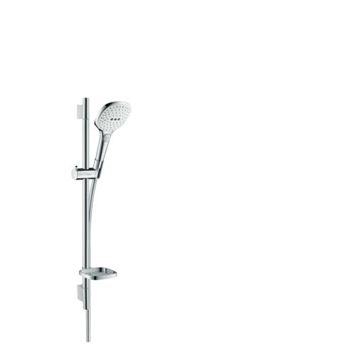Dušikomplekt Raindance Select E120 kroom/valge
