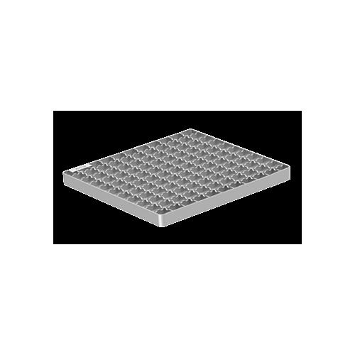 Rest trapile 157  200x200 libisemistõkkega võrkrest,L15 võrkrest,L15, AISI304