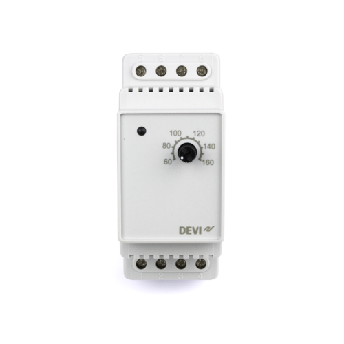 Termostaat DEVIreg™ 330 seeria, 16A, 230V, 60°C - 160°C