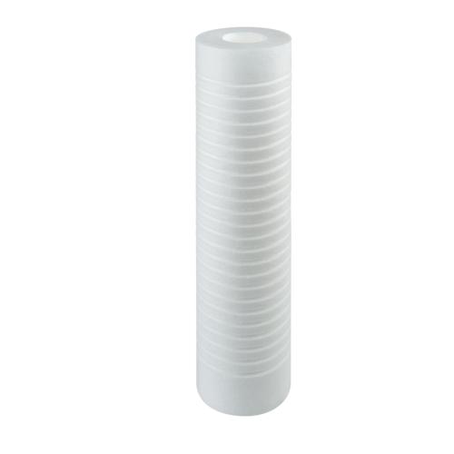 "Filtrielement PP 10"" SX 5mcr  max 80C polüprop."
