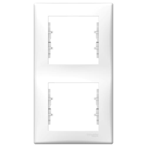2-ne raam valge vertikaalne Sedna