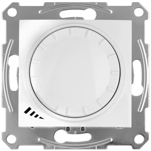 Dimmer suru-pöördnupp (6) univ.LED 400W valge