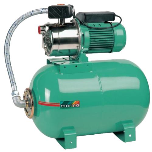 Veeautomaat 1600W, hüdrofoor 60L imemissügavus kuni 8m, roostevaba pump