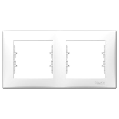 2-ne raam valge horisontaalne Sedna