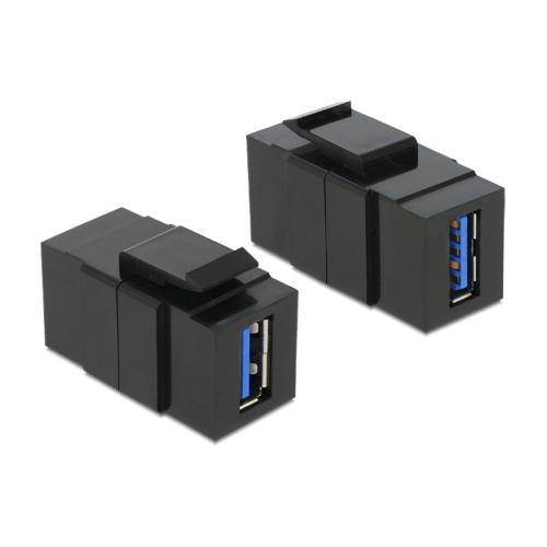 USB 3.0 pesa, keystone, must, EFB