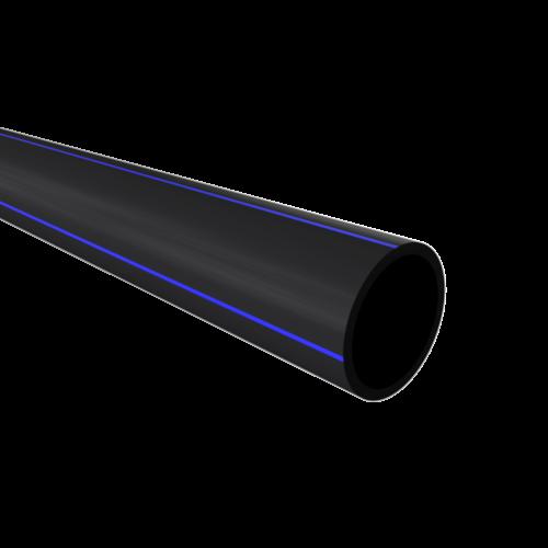 PE survetoru 40x3,7 6m PE100 SDR11 PN16 Haka Plast