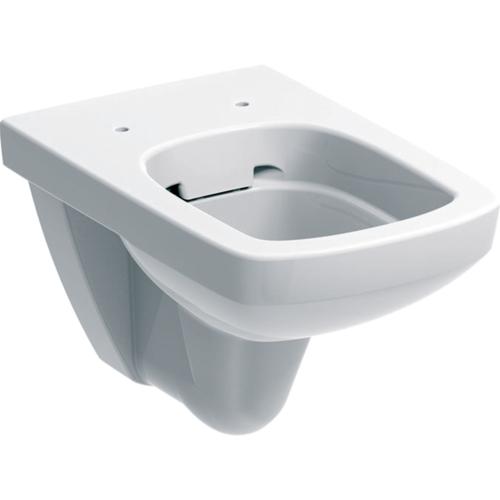 Seina WC Selnova Square Rimfree, valge