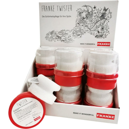 Hooldusvahend Franke Twister 125ml 1 tükk