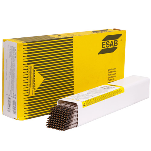 Elektrood OK 48.00 4,0mm 4,0*450, teras, 6,2 Kg