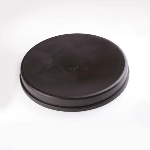 PP kaevu tõusutoru plastpõhi 400 must Pipelife
