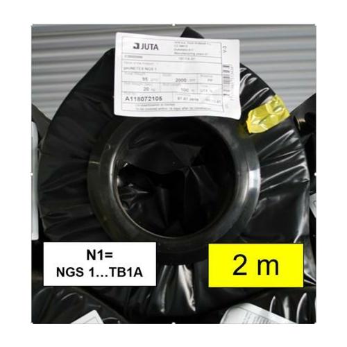 Filterkangas 2 x 100m 90g/m², NGS1