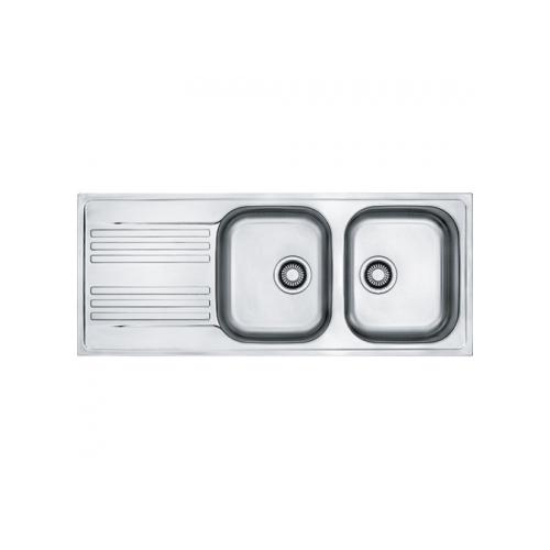 Köögivalamu EFX621 116x47,5cm roostevaba