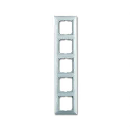 5-ne raam, alpivalge dekoratiivraamiga Basic55