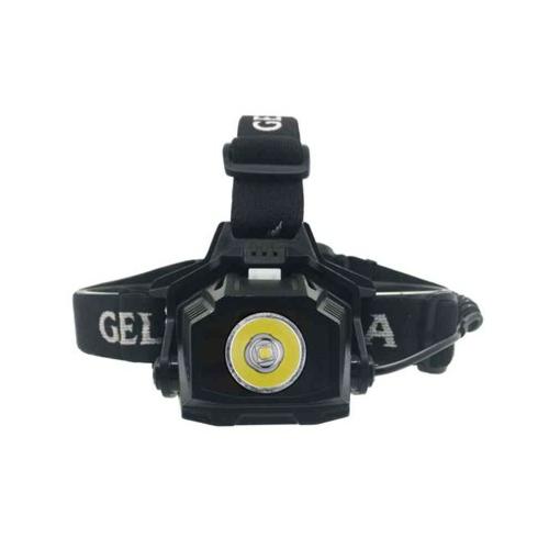 Led pealamp Gelia, 150lm/300lm/1000lm, 10W, USB-laadija