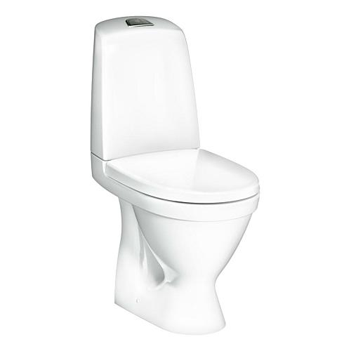 WC pott Nautic, Hygenic tahavool
